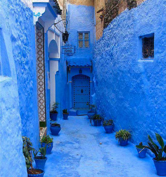 Chefchaouen-Morocco-blue-city