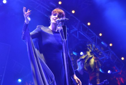 Jason PersseFollow Florence and the Machine Florence and the Machine, Coachella 2012, Day three, Sunday, April 22, 2012